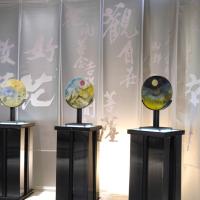台灣琉璃工房創辦人張毅特展 獲法國博物館收藏台北展出