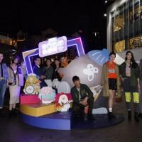 台灣超Q奧樂雞進駐西門町鬧區 高爾宣、呂士軒超嗨演唱會1月登場