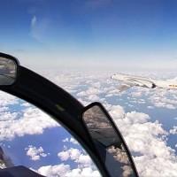 俄國、中國聯合軍事演訓 日韓戰機緊急升空【影】