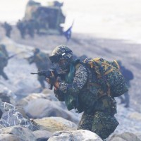 Taiwan military to form 5 new coastal defense brigades