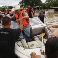 Taiwan helps Belize mitigate hurricane damage