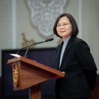 Taiwan president congratulates Biden after US Congress ratifies victory