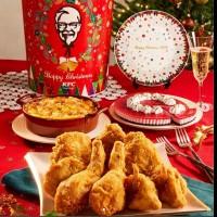 日本與肯德基的愛戀 炸雞如何成為聖誕節必吃大餐?