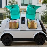 【送貨員不是人】物流業大革命 Nuro自駕車美國加州上路【影】