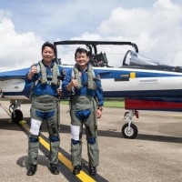 Taiwan conducts inaugural test flight for second 'Brave Eagle' trainer jet