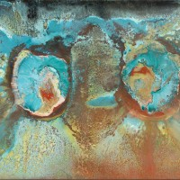 台灣「東方畫會」元老陳道明堆疊心靈意識 抽象藝術先鋒個展誠品畫廊登場