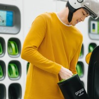 Taiwan's Gogoro now has nearly 2,000 charging stations around the country