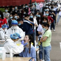 500,000 coronavirus cases in Wuhan never counted