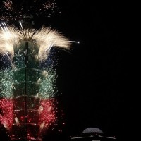 MOFA to broadcast Taipei 101 fireworks around world via satellite