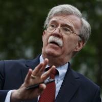 前國家安全顧問波頓:美國應在外交上全面承認台灣