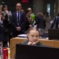 為氣候議題罷課抗議一年 瑞典女孩Greta Thunberg終於返校