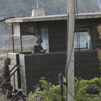South Korea says North started Sunday's border gunfire