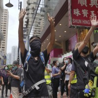 Hong Kong mobilizing again to counter CCP encroachment