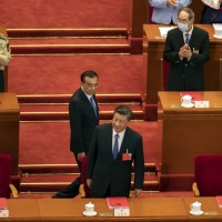 Signs of infighting surface among Chinese leadership