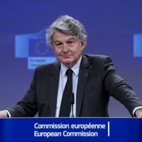 Seeking 'driving seat for EU, Breton to meet Intel, TSMC execs