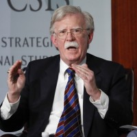 US should fully recognize Taiwan, pressure China: John Bolton
