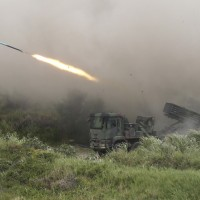 Taiwan bolsters defense with enhanced rocket launchers