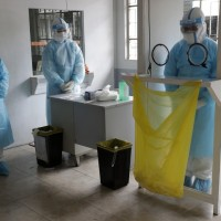 Filipino man tests positive for coronavirus after starting work in Taiwan