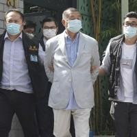 壹傳媒創辦人黎智英 傳被加控勾結外國勢力危害國家安全罪