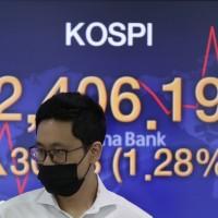 Asian stocks gain after Wall Street rebounds from tech slump