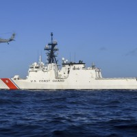 US Coast Guard to deter illegal Chinese fishing in Western Pacific