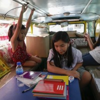Asia Today: Remote-learning begins in virus-hit Philippines