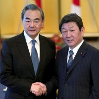 Chinese foreign minister proposes only allowing Chinese, Japanese official vessels near Diaoyu Islands