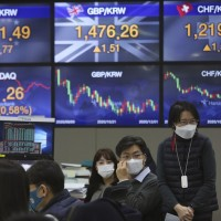Asian stocks gain on stronger Chinese factory data