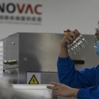 中國科興疫苗Sinovac效力僅5成多! 有效與否「完全碰運氣」