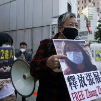 45 NGOs urge China to immediately free journalist who reported on COVID