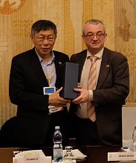 Taiwan and Czech Republic to deepen ties: Czech parliamentarian