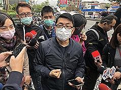 協調中國武漢包機撤僑屢出包 國民黨切割徐正文