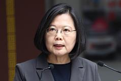 Taiwan president may end HK's special status if Chinese law passed