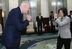 台灣抗武漢肺炎有方 美國在台協會主席:全球都能受惠