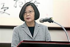 因應武漢肺炎衝擊經濟 蔡英文召開國安高層會議