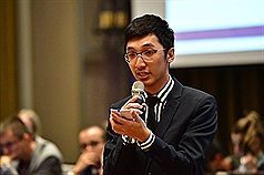 Taiwan student elected president of international medical student association