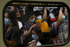 Man allegedly threatens to kill passengers in packed train in N. Taiwan
