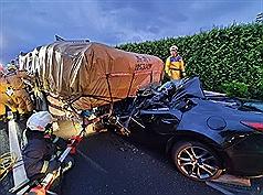 用路安全遭忽視 台灣半年釀千起交通事故致死案例
