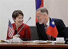 本週赴華盛頓接駐美代表 蕭美琴:台灣對美工作「只許成功」