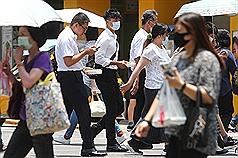 7月失業率攀升至百分之4 主計總處:與應屆畢業生投入求職有關