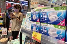 Taiwanese scramble to buy masks amid rising coronavirus cases