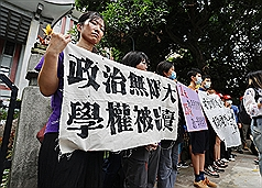 Foreign students in Taiwan cry out for help over quarantine