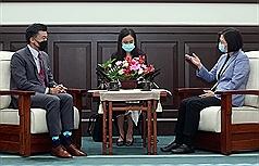 Trade pact will deepen economic ties between Taiwan, US: President Tsai