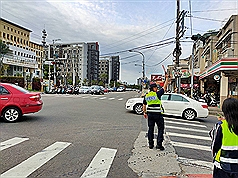 Taiwan to fine drivers for not yielding at crosswalks from Sept. 1