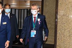 捷克參議長大陣仗訪台 中國怒回:他必須付出深重代價