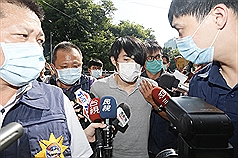 Suspect threatened teen with collar, hid her inside northern Taiwan apartment