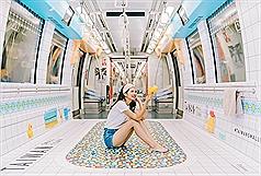 Singapore subway ad promoting Taiwan tourism wins 2 awards