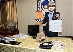 台灣2020國慶紀念品首納防疫用品 民眾還有機會抽豪華郵輪3日遊