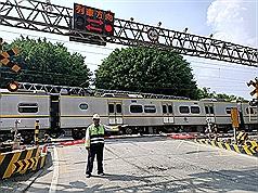 [快訊]台灣鐵路傳死傷事故 嘉義往返南靖站一度單線通車
