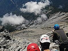 男子獨攀台灣中央尖山 失聯多日後「死亡稜線」崩壁尋獲遺體